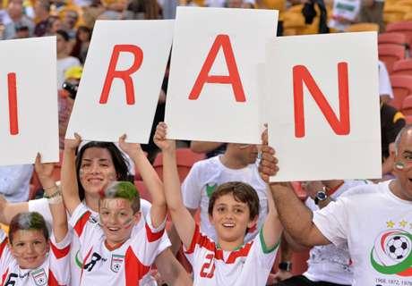 Iran, Blatter: