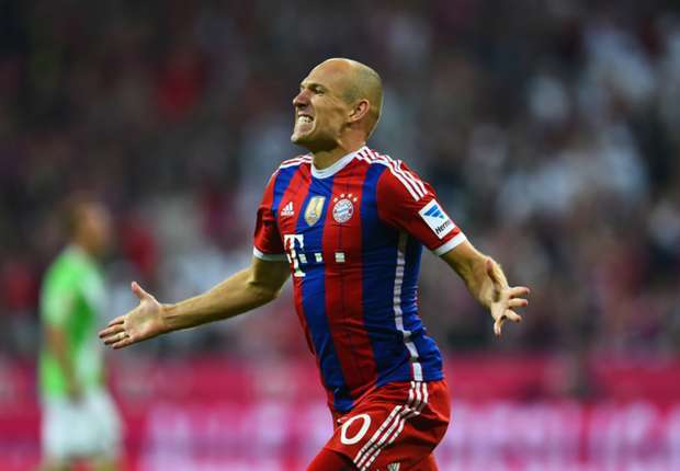 Bundesliga Team of the Week: Robben & Lahm off to a flyer