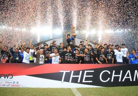 Deretan Klub Juara Turnamen Setelah PSSI Dibekukan