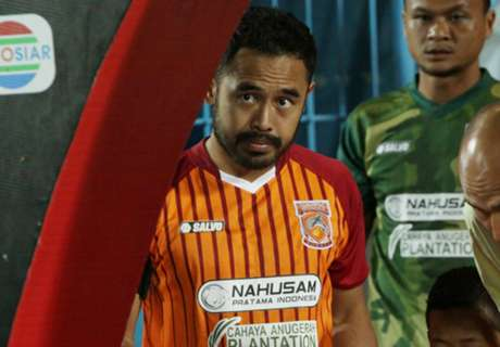 FT: PBFC 2-2 Sriwijaya FC
