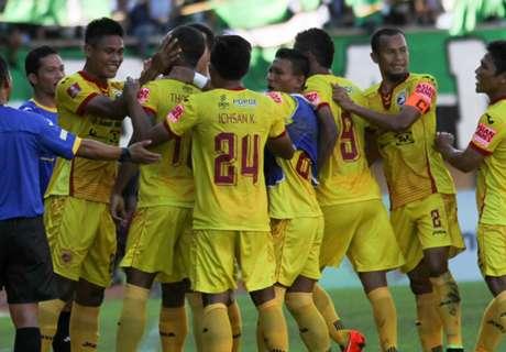 FT: Sriwijaya FC 2-2 Persela