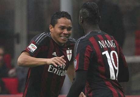 Serie A: Milan 2-1 Genoa