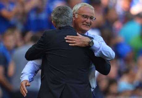 Mourinho richtet warme Worte an Ranieri