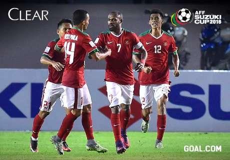 FT: Indonesia 2-1 Vietnam