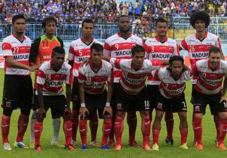 Madura United Bekap PS TNI