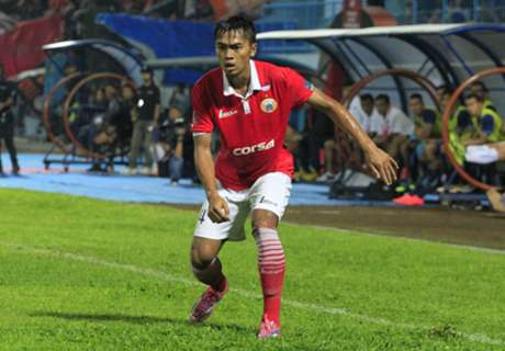 LIVE: Persija vs Bali United