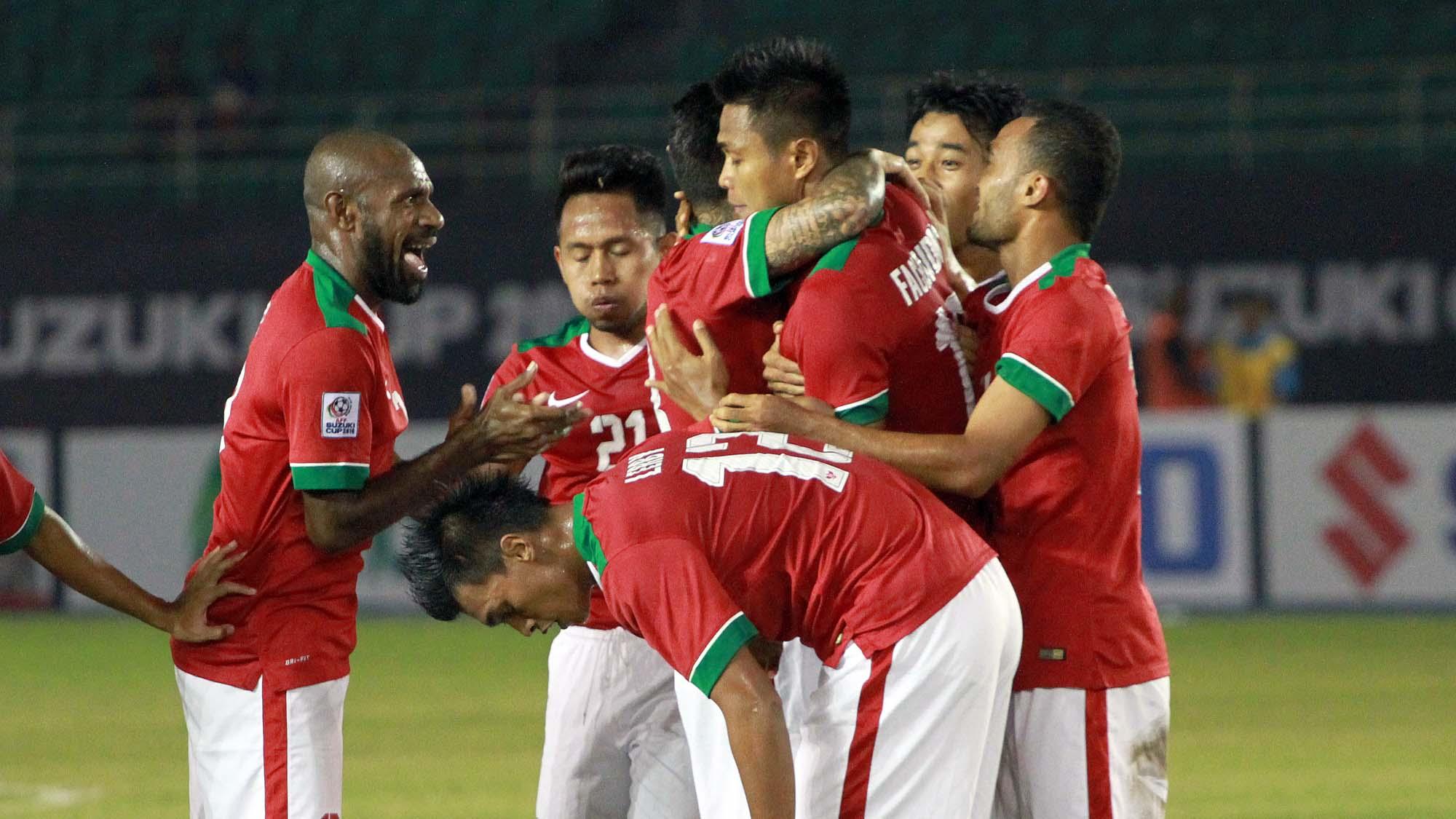 (PIC:Hal Yang Dinanti Dari Laga Indonesia Vs Thailand)