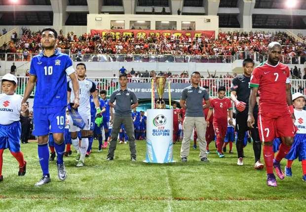 Indonesia - Thailand AFF Suzuki Cup 2016