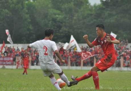 REVIEW ISC B: Persis & PSIR Gagal Menang