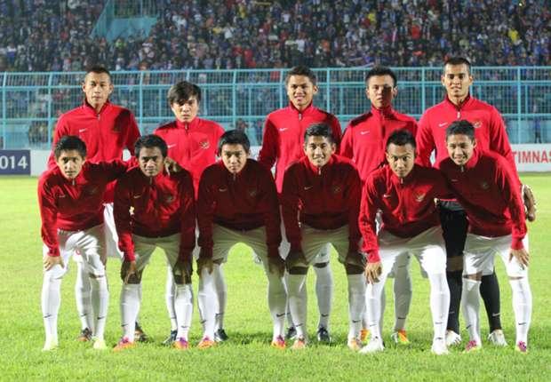 Indonesia U-19 akhirnya menuai kemenangan di HBT 2014.