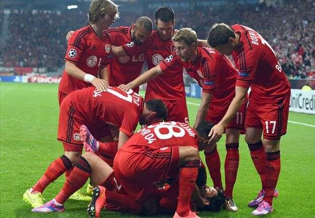 Legt Bayers Turbo-Fußball auch gegen die Hertha los?