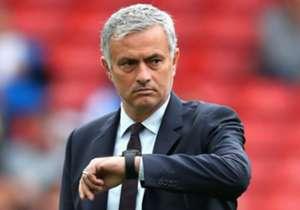 Manchester United masih belum menggeliat di bursa musim dingin 2017, tetapi Jose Mourinho memiliki catatan tersendiri saat Januari bersama Porto, Chelsea, Inter dan Madrid.