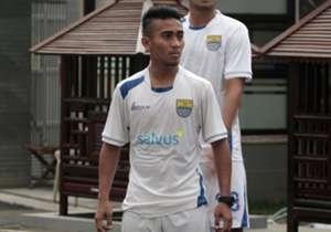 Taufiq bertekad meraih kemenangan pada leg kedua semi-final Piala Presiden.