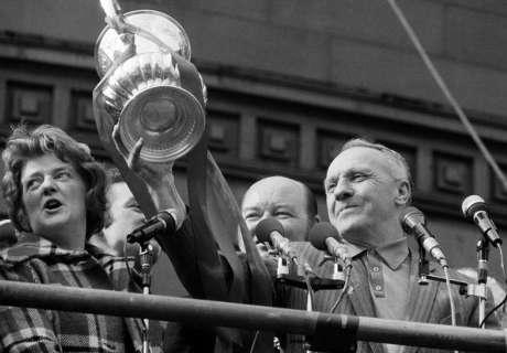 Mula Kisah Legendaris Bill Shankly