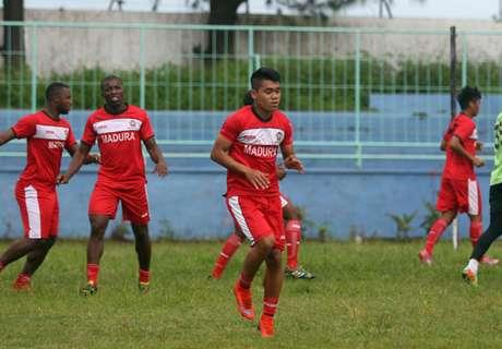 Lawan Persiba, Madura United FC Pamer Tim