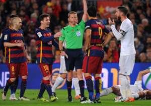 Jelang duel sarat gengsi antara Barcelona dna Real Madrid di Camp Nou, kami mengumpulkan fakta paling menarik Clasico. Semua data dipersembahkan Opta.