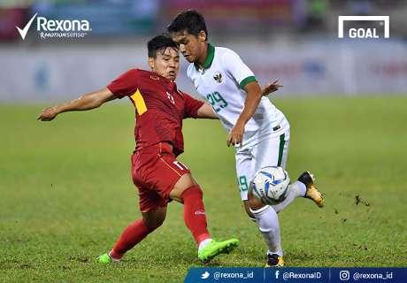 Lima Fakta Menarik Vietnam 0-0 Indonesia