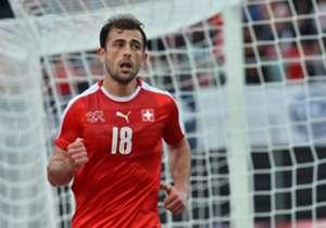 ADMIR MEHMEDI | Linksaußen | Spielt für: Schweiz