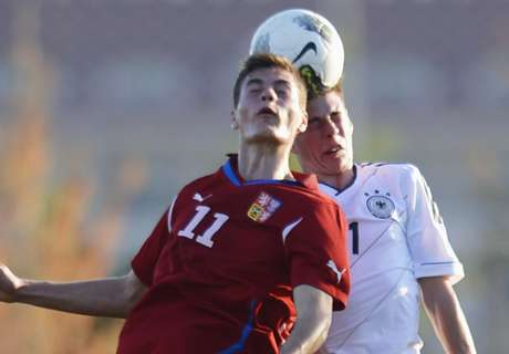 RESMI: Sampdoria Rekrut Patrik Schick