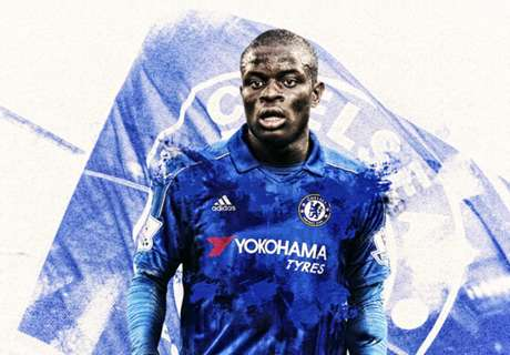 REVEALED: Kante's Chelsea number