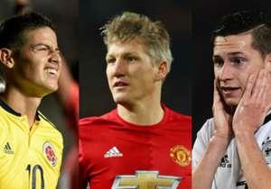 Jendela transfer musim dingin 2017 sepakbola Eropa telah dibuka, Goal merangkum transfer terbaik yang terjadi pada periode ini.