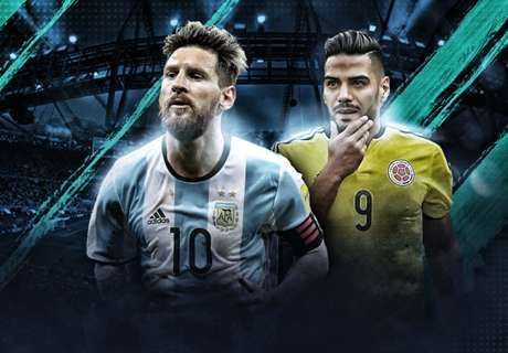 PREVIEW: Argentina - Kolombia