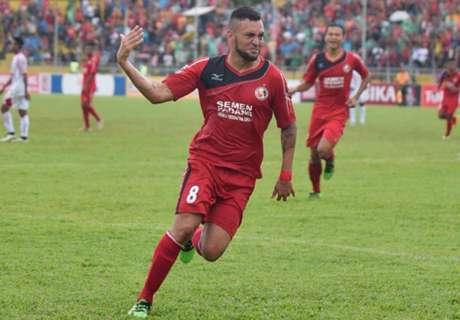 FT: Semen Padang 4-0 Persib