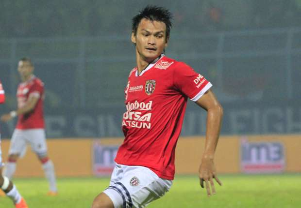 (PIC:Indra Sjafri Peringatkan Pemain Bali United FC)