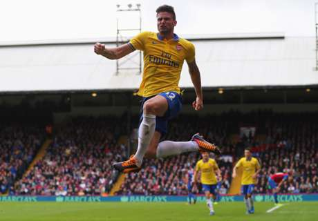 Rekor Kemenangan Beruntun Arsenal