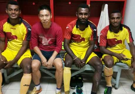 Yanto Basna Gabung Sriwijaya FC