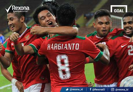 Lima Fakta Menarik Indonesia 3-0 Filipina