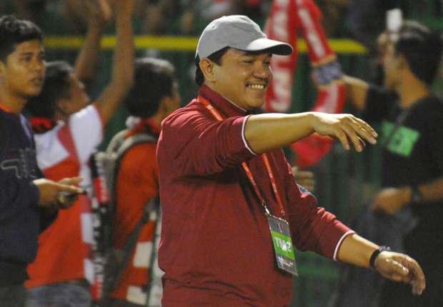 Achsanul Qosasi merasa bangga Madura United ditunjuk jadi tuan rumah Piala Presiden 2017