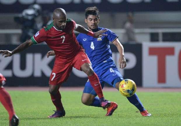 AFF Suzuki Cup 2016 Final: Boaz Solossa & Kroekrit Thawikan - Indonesia & Thailand