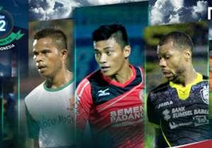 Goal Indonesia kembali memilih siapa saja pemain dan pelatih terbaik ISC A pekan 12.