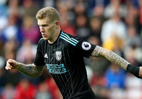 West Brom's McClean targeting Europe