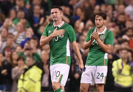 Gol Pamungkas Keane Untuk Irlandia