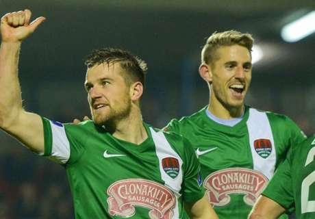 Cork delay Dundalk's coronation
