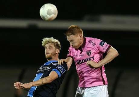 Sligo Rovers sign Chris Kenny
