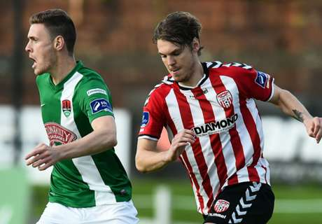 Derry and Cork share spoils