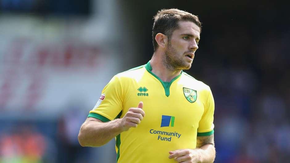 Robbie Brady Norwich City 21082016