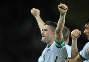 Keane surpassed the 50-goal mark for Ireland with a double against Macedonia in Euro 2012 qualifying.