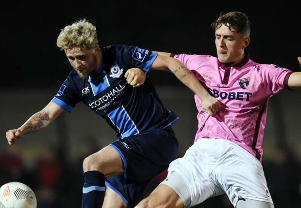 OFFICIAL: Kane joins Drogheda United as Griffin re-signs