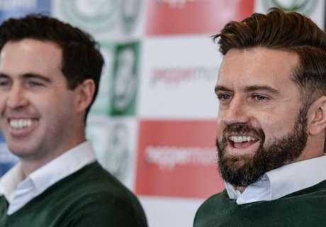 Shamrock Rovers sign David McAllister