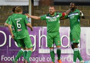 Robbie Williams   Drogheda United 1-4 LIMERICK   Williams netted Limerick's fourth in their excellent win over Drogheda, helping increase the Shannonsiders' hopes of survival.