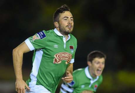 Linfield sign Gaynor from Cork