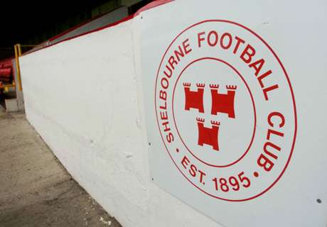 Shelbourne reveal new home jersey