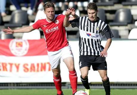 Saints progress in Europa League