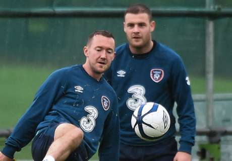 McGeady takes positives from defeat