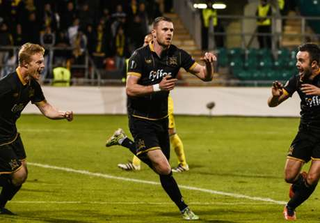 Kilduff seals historic win for Dundalk