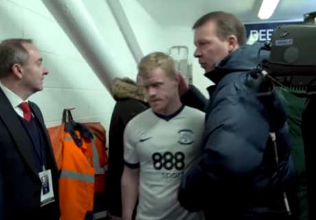 Horgan features in FA TV 'Tunnel Cam'